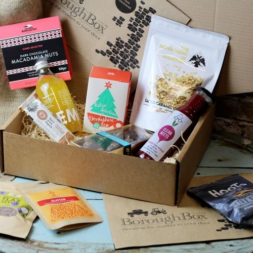 Hoots to your door with BoroughBox