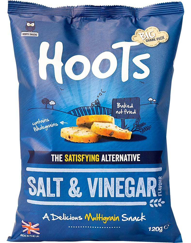Hoots 120g Share Bags